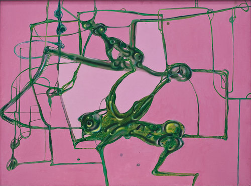 "Z cyklu ""Ecce Homo"", 2004"