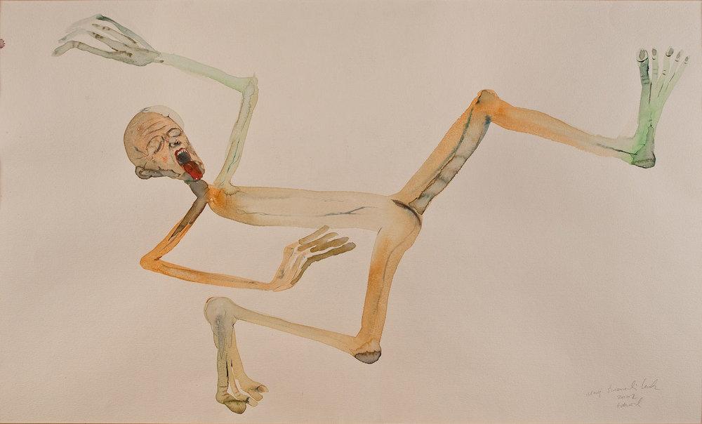 Ecce Homo, 2002