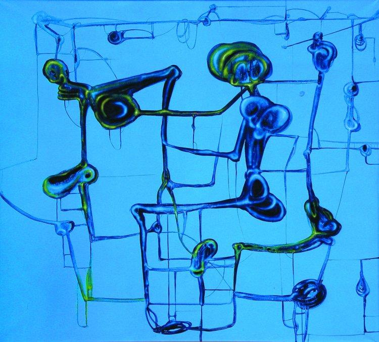 "Z cyklu ""Ecce Homo"", 2001"