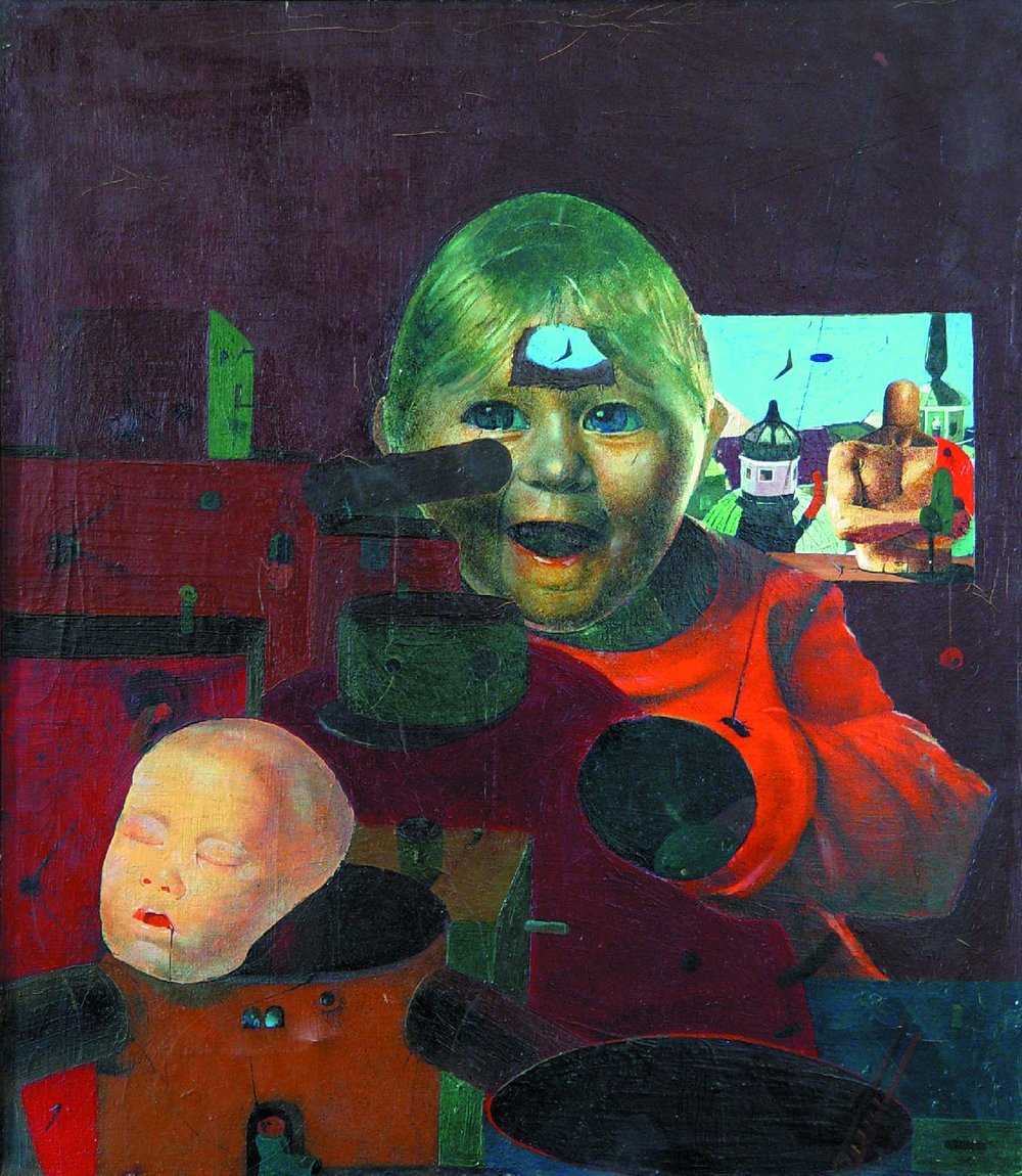 Bez tytułu, 1976