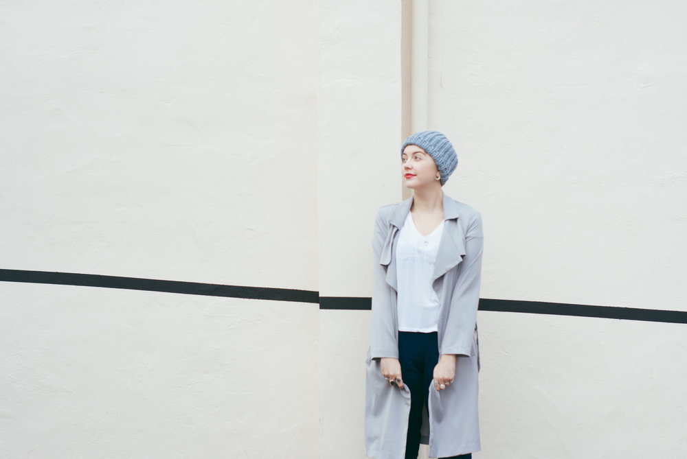 'Erin Veness is a fantastically creative photographer and artist; any shoot with her is an adventure, and I always end up with the most beautiful and interesting shots to use for my blog - or just to treasure for myself, tbh.' - Grace Latter