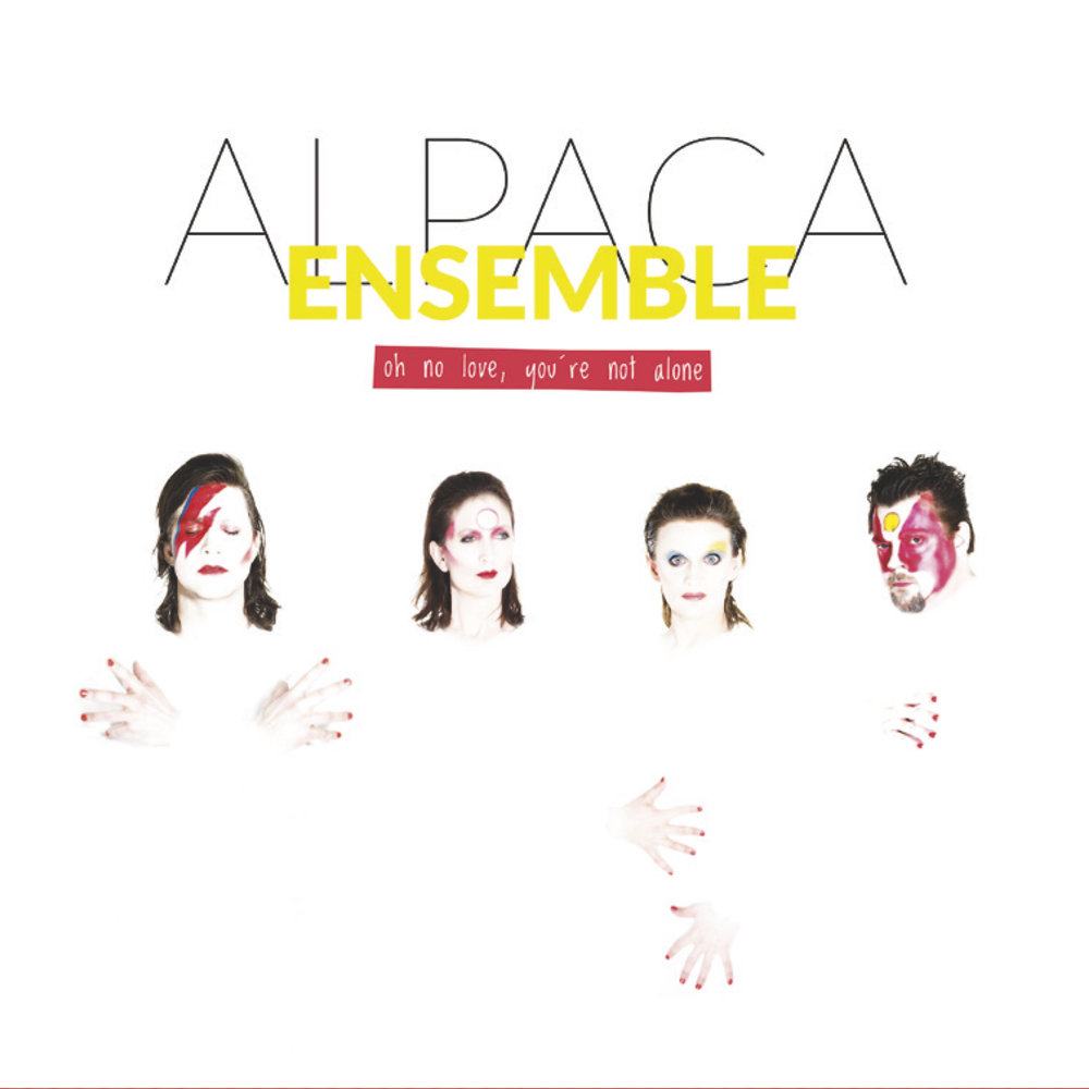 Alpaca Ensemble - Oh no love, you're not alone