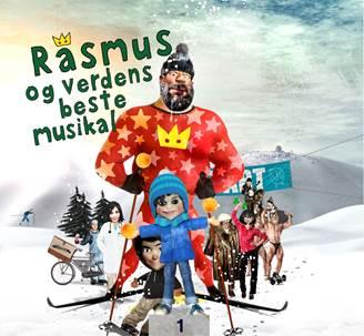 Rasmus og verdens beste band - Verdens beste musikal