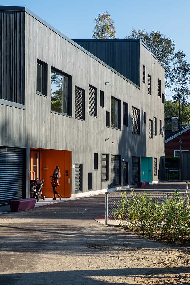 Foto: Tove Lauluten / Nordic Office of Architecture