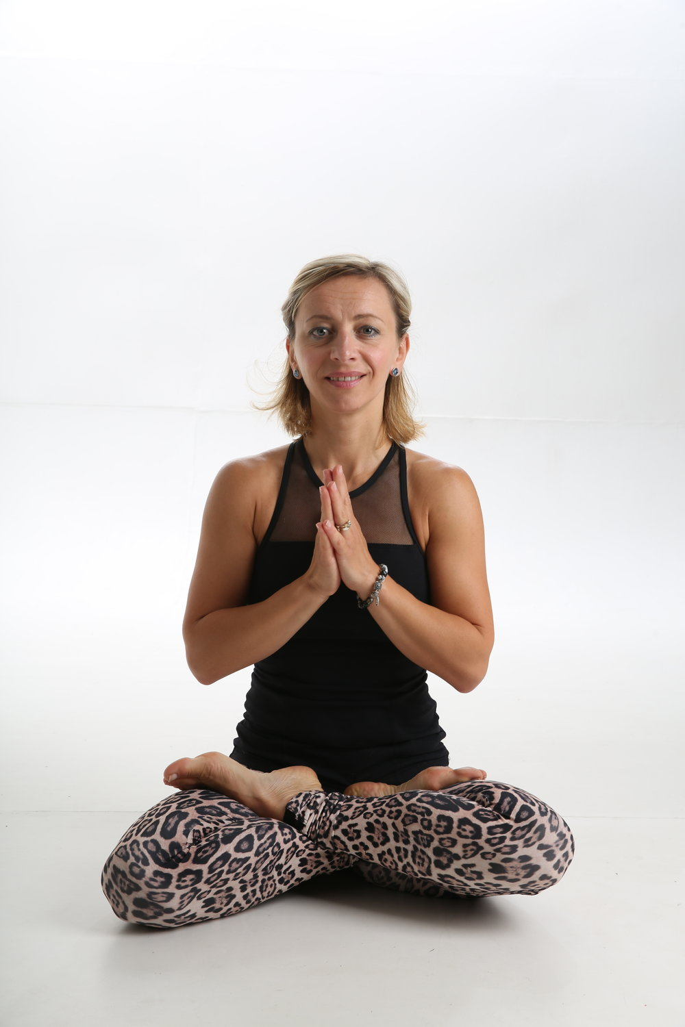 """Kat JenningsCo - Founder Ashtanga Vinyasa and Restorative Yoga Teacher. - My first encounter of Yoga was in 2009 when it was prescribed as a therapy to heal a back injury. In October 2010 I ventured to India to deepen my knowledge and understanding of Yoga and qualified as a """"200 HR"""" Yoga Teacher at Sampoorna Yoga, and have been teaching Yoga and promoting a healthier lifestyle ever since.Over the years of my yoga practice I was very fortunate to meet and study with some"""