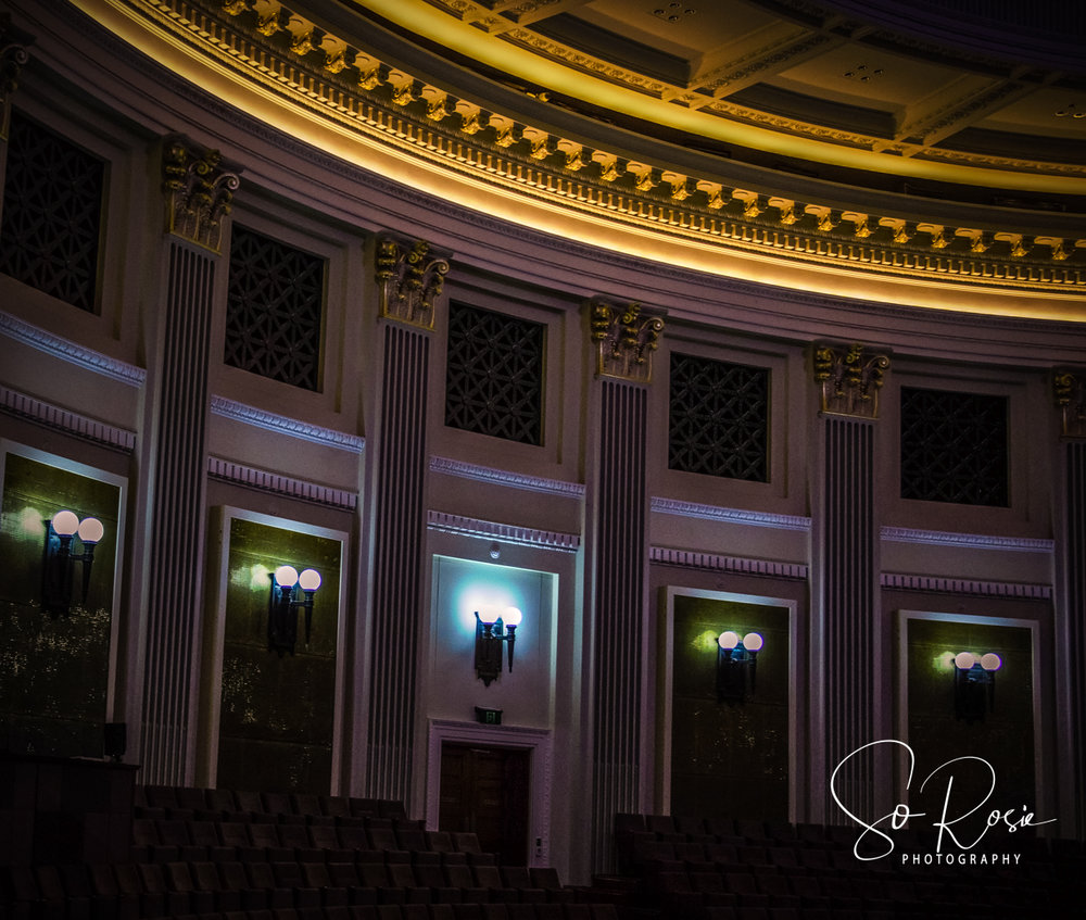 Finalist in Photoh's 'Low Light' photography competition - My entry was taken in the auditorum of the Brisbane Town Hall