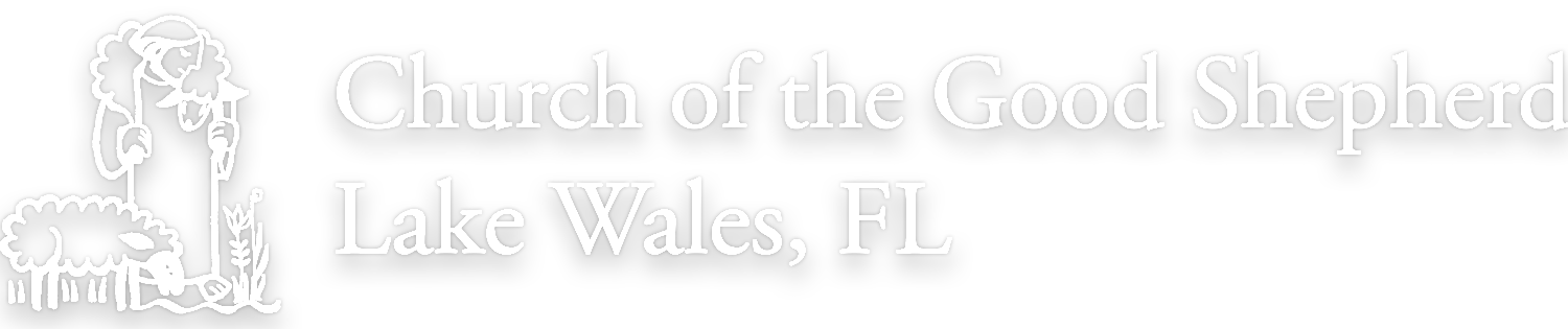 Good Shepherd News