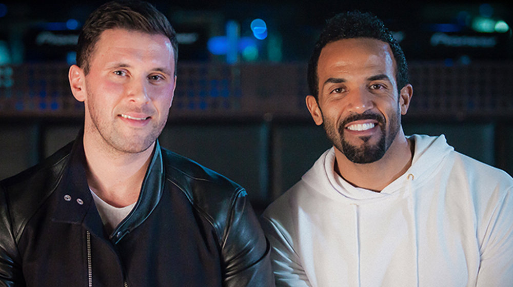 BBC RADIO 1 CLUB NIGHT Featuring Craig David in his hometown clubs