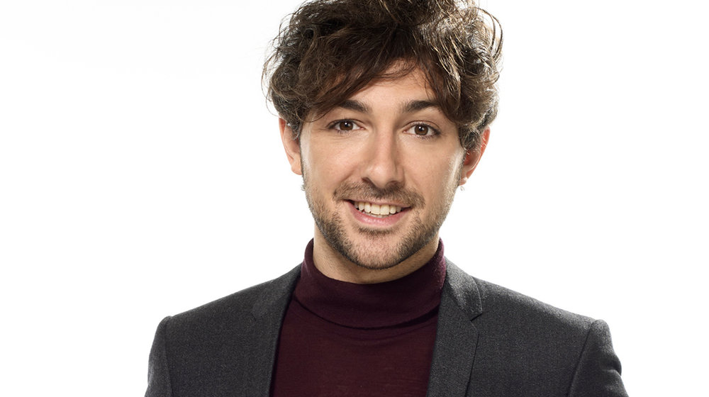 Sky Movies and 'Rude Tube' presenter Alex Zane will host Starstruck's 'The Final Word'