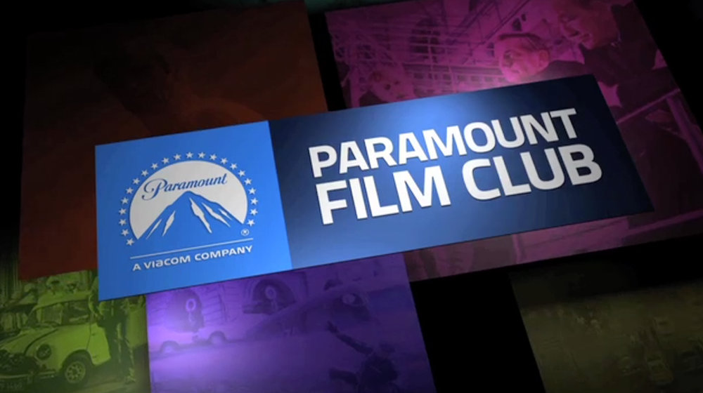 Paramount's centenary will be celebrated with the opening of the Paramount Film Club