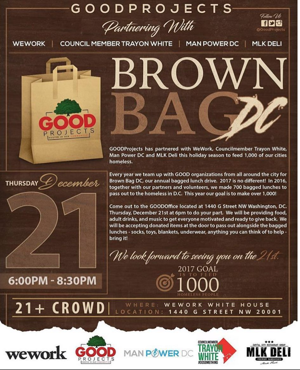 Brown Bag DC