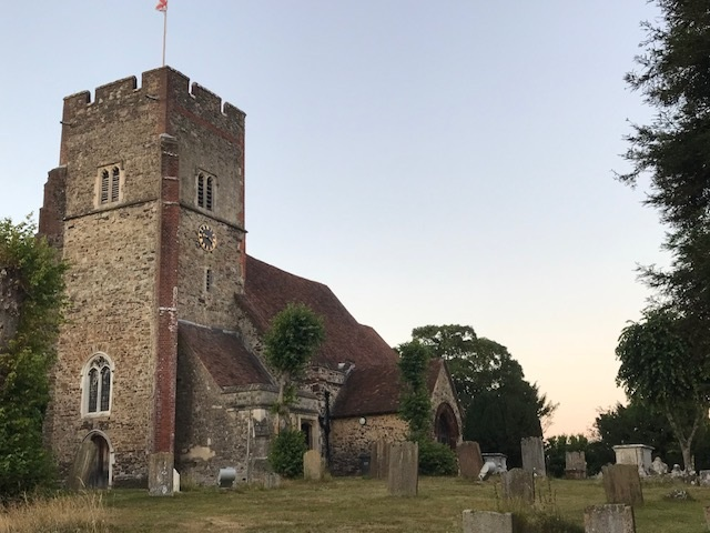 St Peter's Church, Ightham