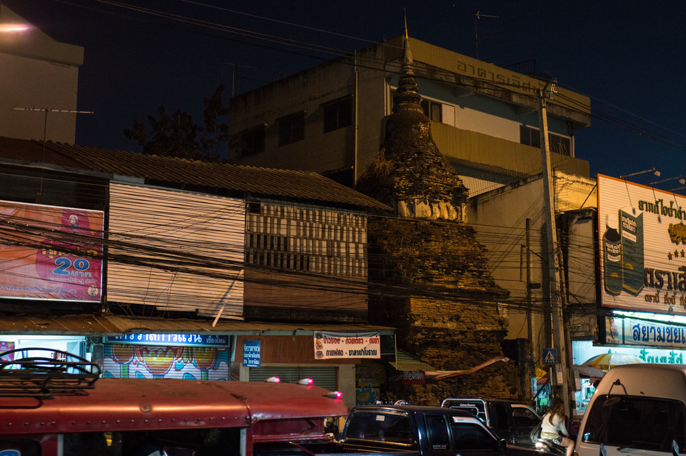 January 2012, Chiang Mai (เชียงใหม่), Kingdom of Thailand (ราชอาณาจักรไทย).