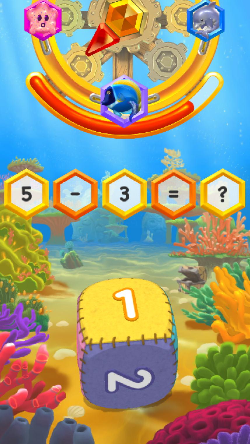Level 1. 바다(Ocean)