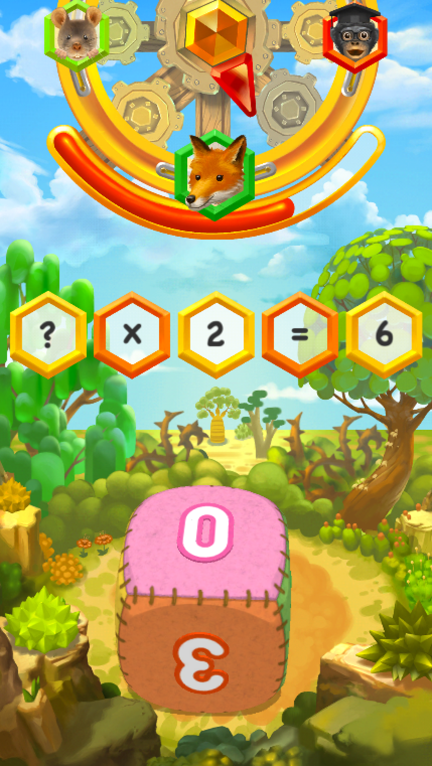 Level 2.숲 (Forest)