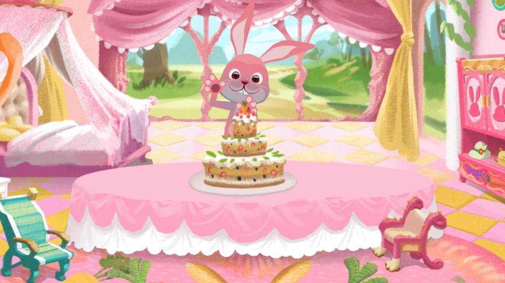이번엔 토끼의 생일파티가 열리고 있네요! 생일을 맞은 친구와배경이 새롭게 업데이트 되어, 더욱 풍성한 재미를 선사합니다.