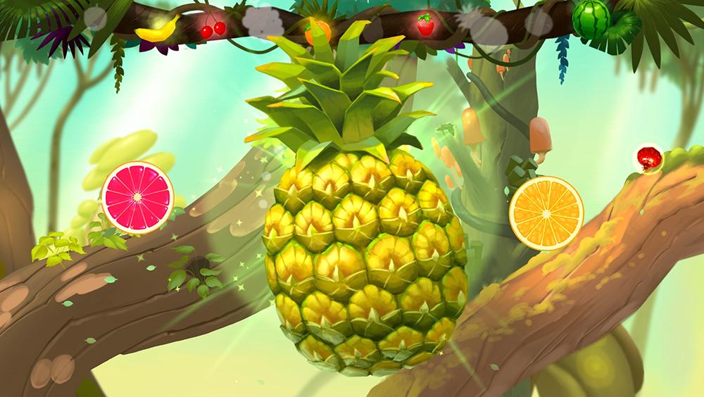 다양한 과일을 먹으며 앞으로 나아가 보세요!