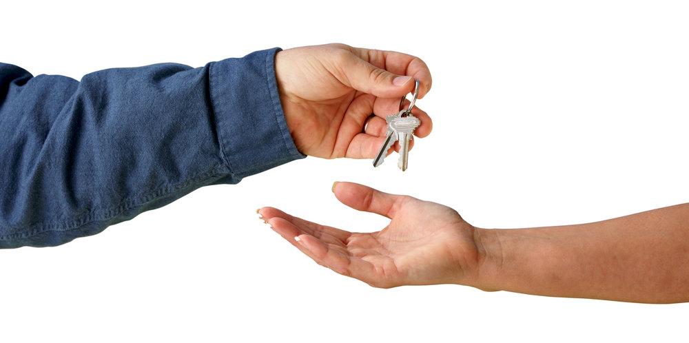 Hitta dina nycklar -