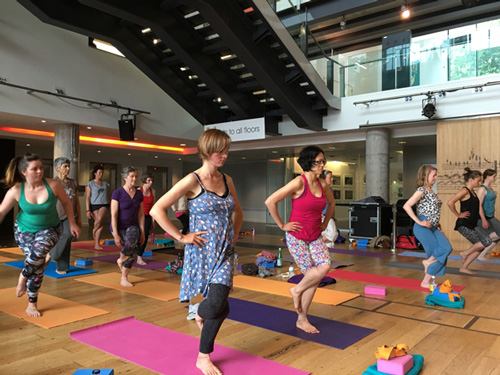 Yoga for Alzheimer's Bristol