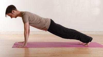 Yoga for Stamina workshop with Travis at Bristol Yoga Centre