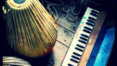 Monthly Kirtan session at the Bristol Yoga Centre