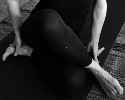 Monthly Scaravelli yoga at the Bristol Yoga Centre