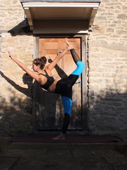 Yin Yang Yoga workshop with Tash
