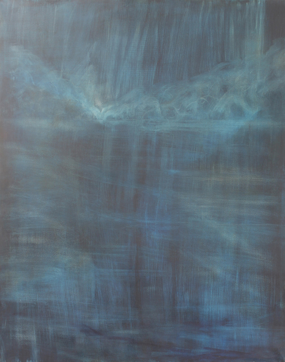 Sleepwalker, 2014, oil on canvas, 150 x 120cm