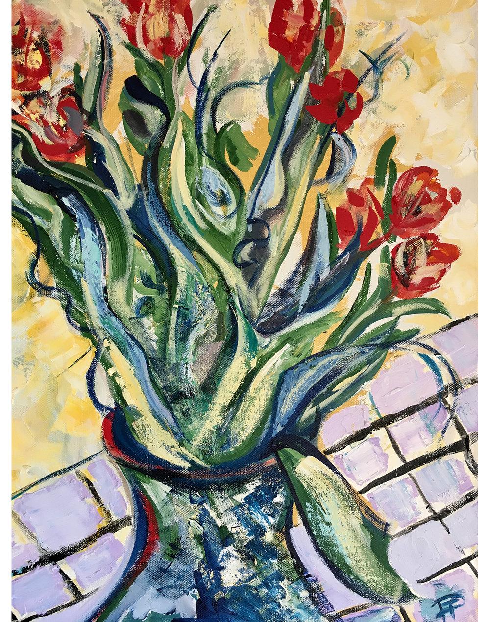 Flower Series -