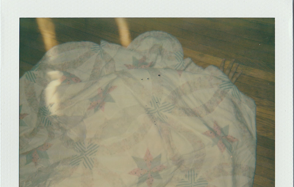Ghost Girl Polaroid VIII