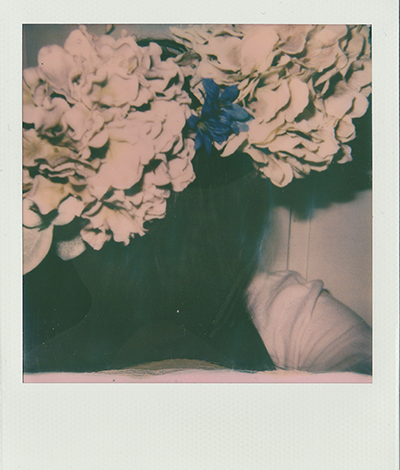 Ghost Girl Polaroid VII