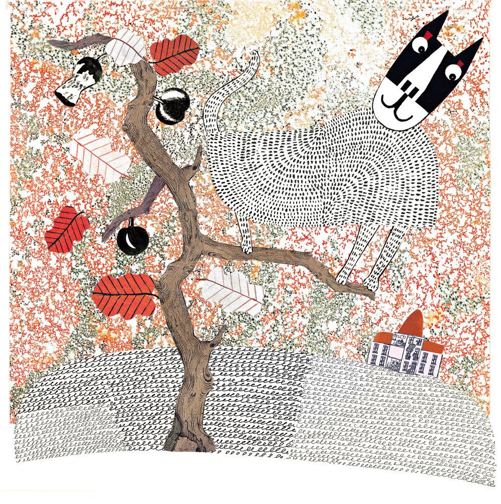 Bøkene til Fam Ekman er samlerobjekt for voksne kunstkjennere, og gode lese- og kunstopplevelser for barn.