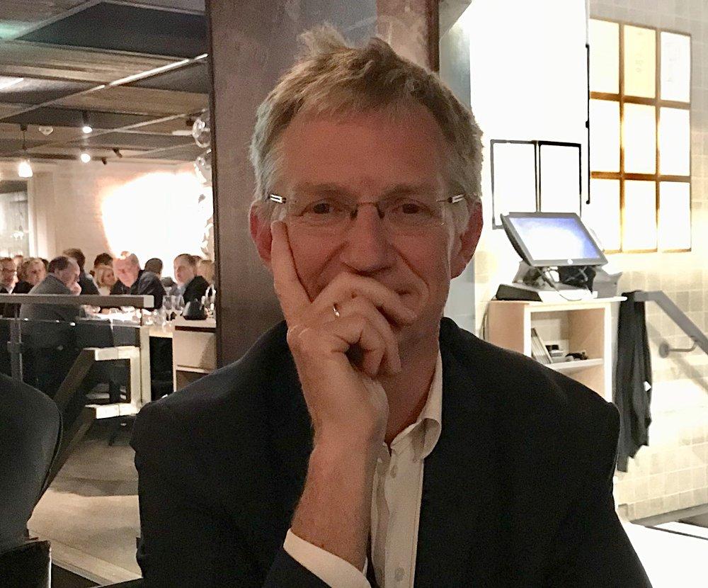 Axel Hellstenius på jubileumsmarkeringen og utgivelsen av  Fra filmrull til harddisk – Film & Kino i 100 år