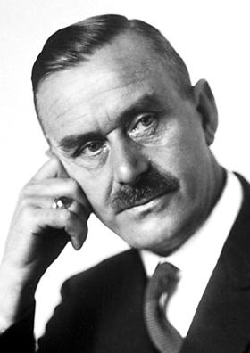 Thomas Mann (1875 – 1955)