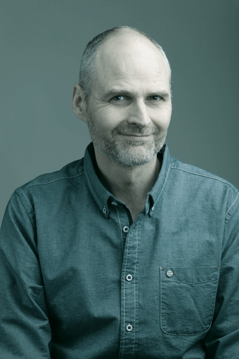 Bjørn Are Godøy er aktuell med boken   Okkupert. De fem lengste årene i Norges historie .