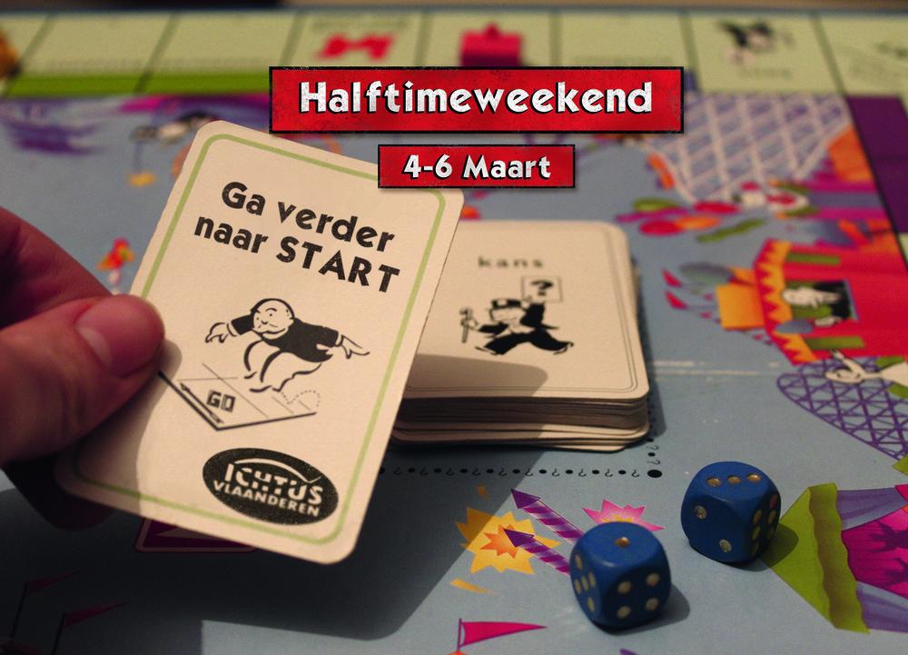 Halftimeweekend - Front