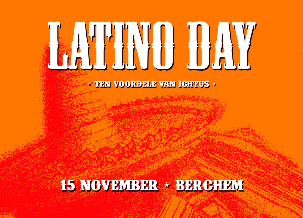 Latino Day - Front