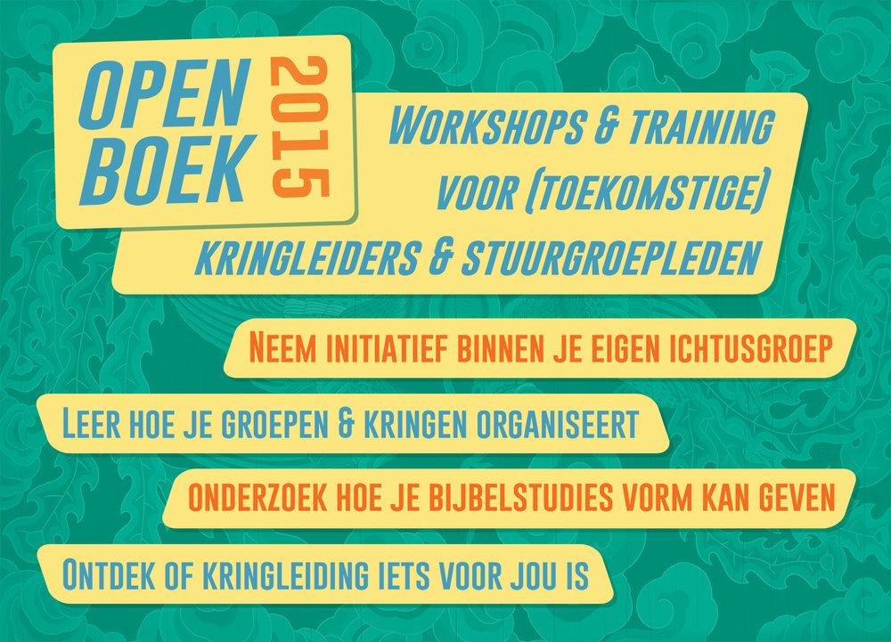 Open Boek 2015 - Back