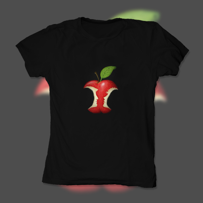 Original Sin - Shirt example