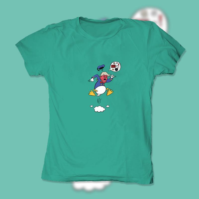 Donald - Shirt example