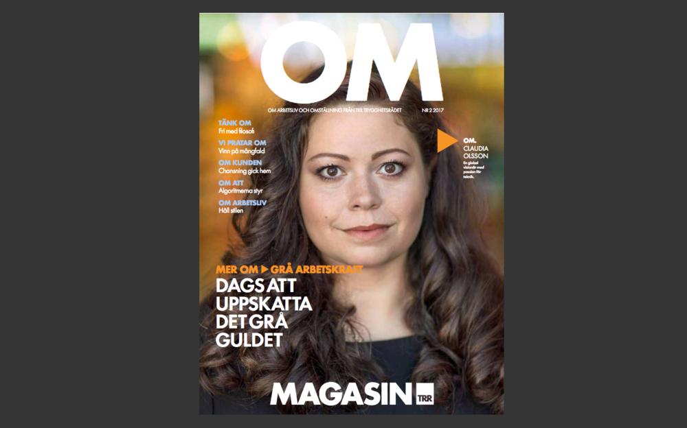 OM Magazine - October 2017