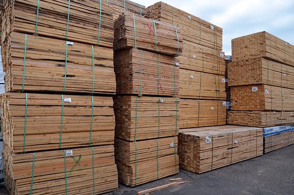 Pallet Lumber