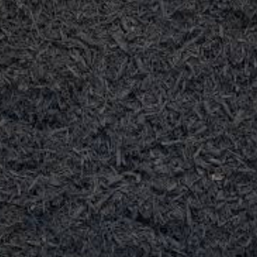 Black Mulch:  $35.00 a Yard Adds a distinctive design element to your landscaping ! (Black is not organic) -