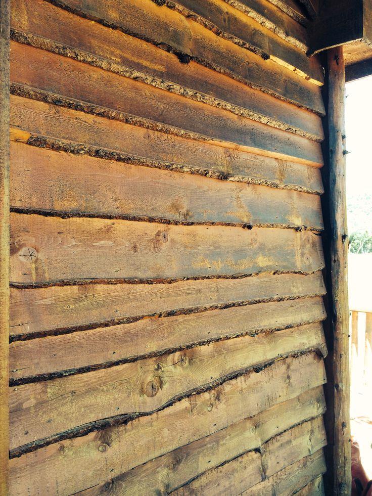 Siding valente lumber E log siding