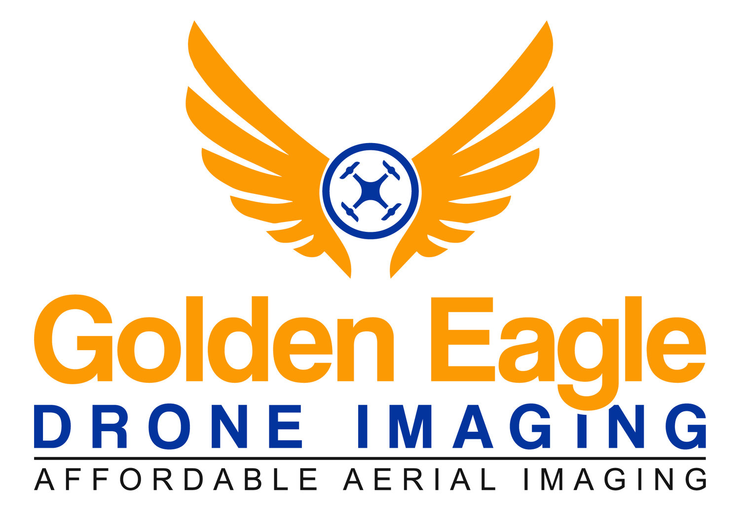 Golden Eagle Drone Imaging