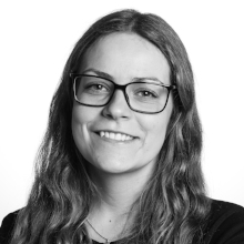 Katja Lyng Lauesen Legal trainee