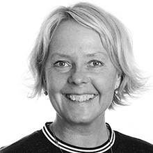 Karina Duch Jensen Receptionist