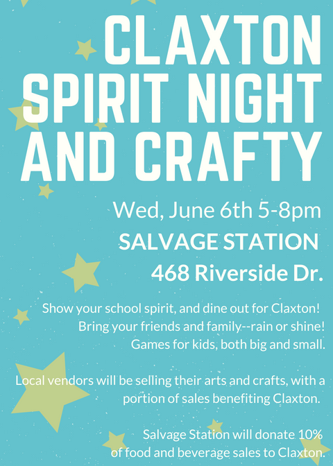 Spirit Night Flyer with Crafty 6-2018.png