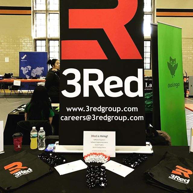 Princeton students!! Come visit me in Dillon today! #princeton #careerfair #scienceandtechfair