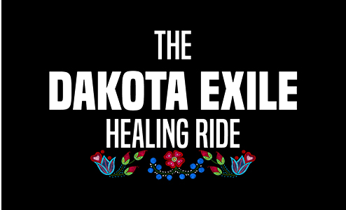 Dakota Exile Healing Ride